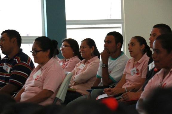 Staff Listening